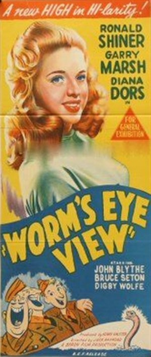 "Worm's Eye View - Image: ""Worm's Eye View"" (1951)"