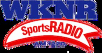 WHKW - Station logo as WKNR
