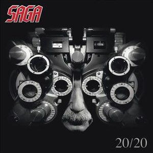 20/20 (Saga album) - Image: 20.20 Saga