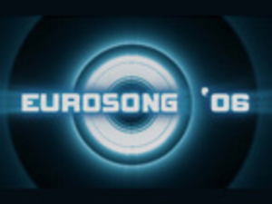 Belgium in the Eurovision Song Contest 2006 - Eurosong '06 Logo