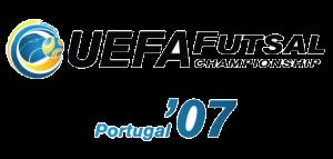 2007 UEFA Futsal Championship - Image: 2007 UEFA Futsal Championship