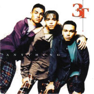 Anything (3T song) - Image: 3TAnything CD Single Cover