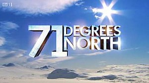 71 Degrees North - Image: 71 Degrees North Logo