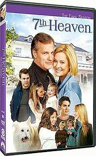 <i>7th Heaven</i> (season 11) season of television series