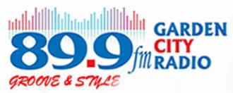 Garden City Radio 89.9 - Image: 89.9 FM logo