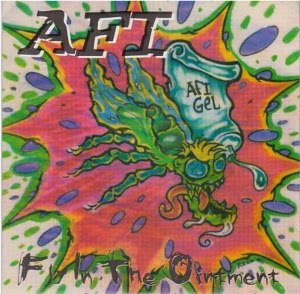 Fly in the Ointment (EP) - Image: AFI Fly in the Ointment cover