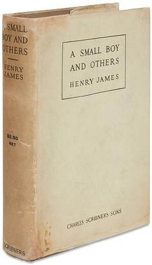 A Small Boy and Others - First edition (US)