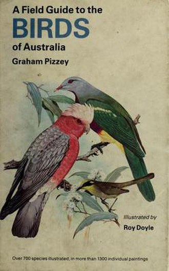 A Field Guide to the Birds of Australia (Pizzey) - Image: A Field Guide to the Birds of Australia (Pizzey)