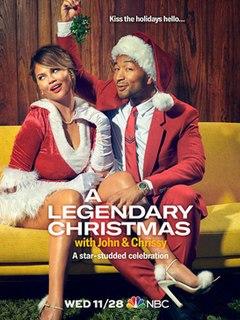 <i>A Legendary Christmas with John and Chrissy</i>