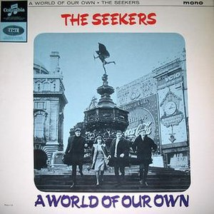 A World of Our Own (album) - Image: A World of Our Own (album) by The Seekers