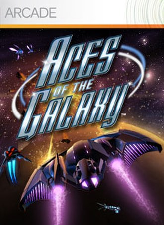 Aces of the Galaxy - Image: Aces of the Galaxy cover
