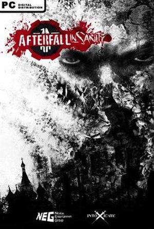 Afterfall: Insanity - Image: Afterfall Insanity box art