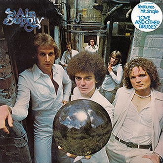 Air Supply (1976 album) - Image: Air supply 1976 album cover