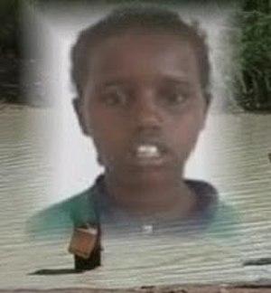 Stoning of Aisha Ibrahim Duhulow - Memorial picture of Aisha Ibrahim Duhulow