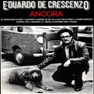Ancora (Eduardo de Crescenzo album) - Image: Ancora (Eduardo de Crescenzo album)