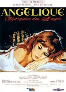 <i>Angélique, Marquise des Anges</i> 1964 film by Bernard Borderie