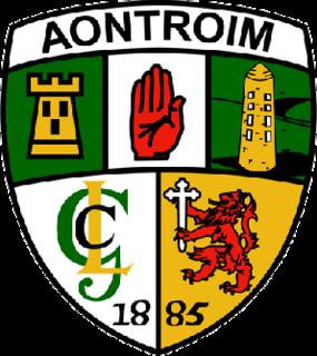 Antrim GAA Governing body of Gaelic games in Ireland