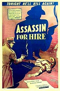 <i>Assassin for Hire</i>