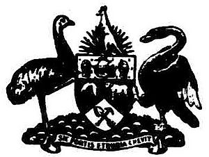 Bank of New South Wales - Image: Bank of NSW Coat of Arms 1931
