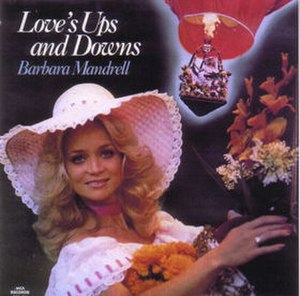 Love's Ups and Downs - Image: Barbara Mandrell Ups & Downs