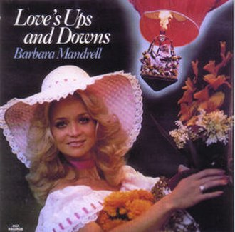 Love's Ups and Downs - Image: Barbara Mandrell Ups & Downs