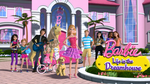 Barbie: Life in the Dreamhouse - Image: Barbie Life in the Dreamhouse title