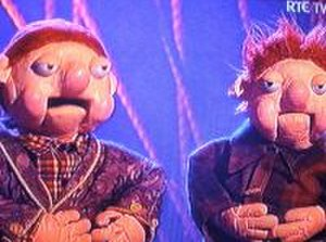 Podge and Rodge - Podge and Rodge present the 2007 Meteor Awards on RTÉ TV