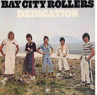 Dedication (Bay City Rollers album) - Image: Bay 0