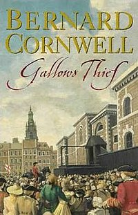 BernardCornwell GallowsThief.jpg