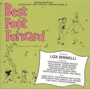 Best Foot Forward (musical) - Original soundtrack recording from the 1963 Off-Broadway production