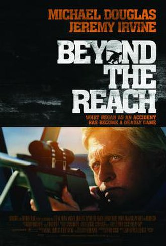 Beyond the Reach - Theatrical release poster