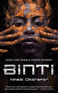<i>Binti</i> (novel) novella by Nnedi Okorafor
