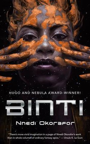 Binti (novel) - Paperback edition