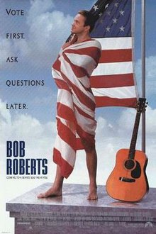 Image result for bob roberts poster