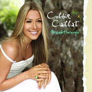 Breakthrough (Colbie Caillat album) - Image: Breakthrough by Colbie Caillat