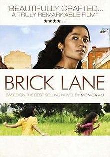 Brick Lane Book