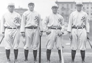 1915 Brooklyn Tip-Tops season - Members of the 1915 Brooklyn Tip-Tops
