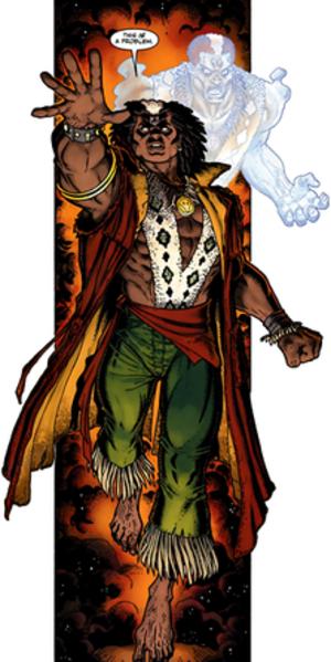 Brother Voodoo - Image: Brother Voodoo