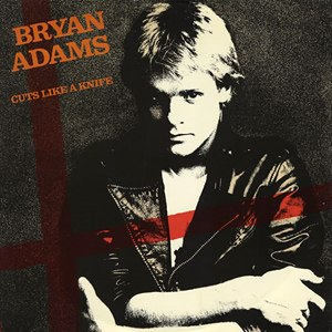 Cuts Like a Knife (song) - Image: Bryan Adams Cuts Like a Knife (UK 12)