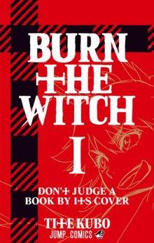 manga Bleach Artist Burn the Witch vol.1 JAPAN Tite Kubo