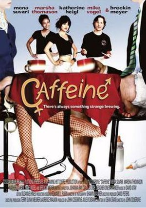 Caffeine (film) - Promotional movie poster for the film
