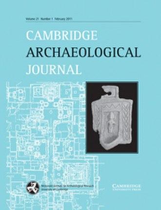 Cambridge Archaeological Journal - Image: Cambridge Archaeological Journal