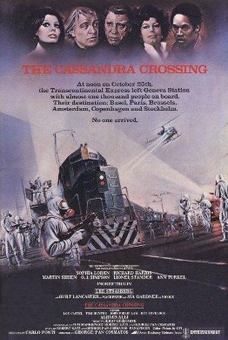 The Cassandra Crossing - Image: Cassandra Crossing