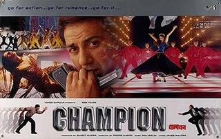 <i>Champion</i> (2000 film) 2000 Indian film
