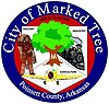 Official seal of Marked Tree, Arkansas