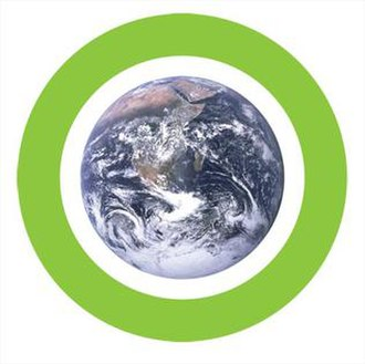 The Climate Reality Project - Image: Climate Reality Logo Globe