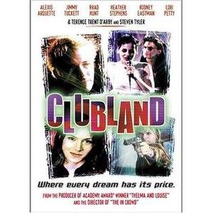 Clubland (1999 film) - Image: Clubland 1999