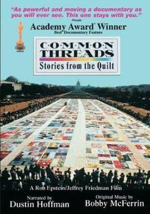Common Threads: Stories from the Quilt - Poster