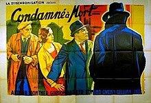 Kondamnite al Morto (1932 filmo).jpg