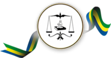 Constitutional Court of Gabon logo 2019.png
